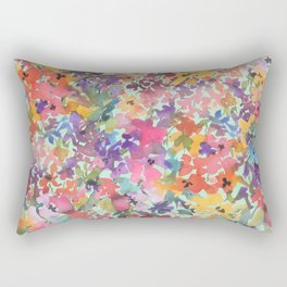 Prairie Wildflowers Rectangular Pillow