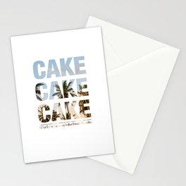 #cakecakecake Stationery Cards