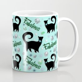 Fabulous Felines Coffee Mug