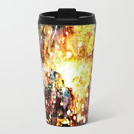 Burning Car - Dream Series 003 Travel Mug
