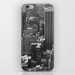 New York Buildings iPhone Skin