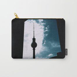 framed Carry-All Pouch