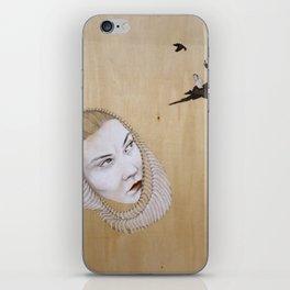 Hood iPhone Skin