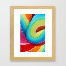 Lollipop, Lollipop - Pink edition Framed Art Print
