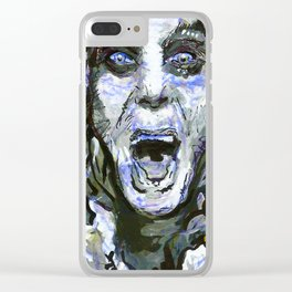 Ozzy Clear iPhone Case
