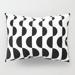 ROUND_WAVES Pillow Sham
