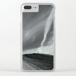 Snow Canyon Clear iPhone Case