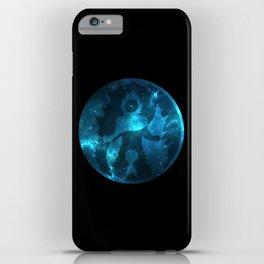 Yin Yang Super Saiyan God Symbol iPhone Case
