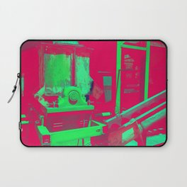Factory Red Laptop Sleeve