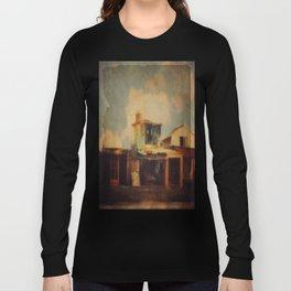 Fisherman Houses Long Sleeve T-shirt
