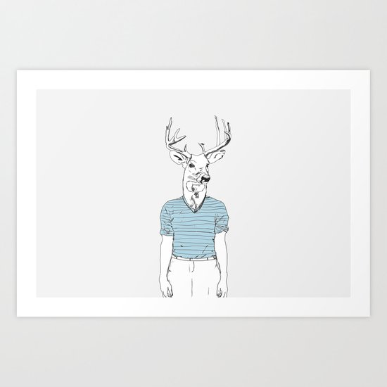 Wild Nothing I Art Print