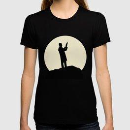 Fantastic Nephrologist And Moon Design T-shirt