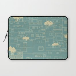 City sketch Laptop Sleeve