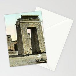 Karnak. Gate and Pylon Stationery Cards