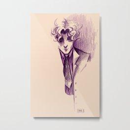 Yoshikage Kira Metal Print