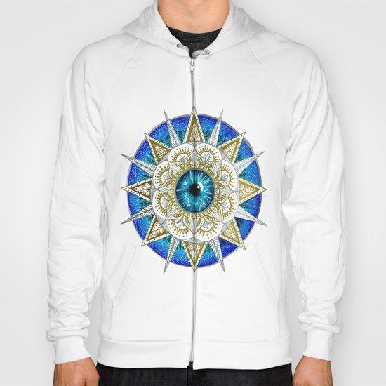 Eye Mandala Hoody