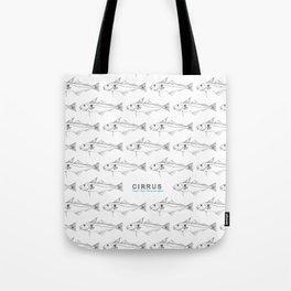 Cirrus/Haddock Tote Bag