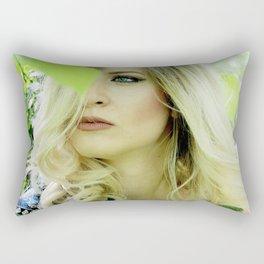 beauty**** Rectangular Pillow
