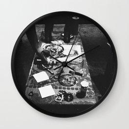 SW.BN. Wall Clock
