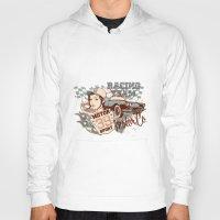 racing Hoodies featuring Racing Team by Tshirt-Factory
