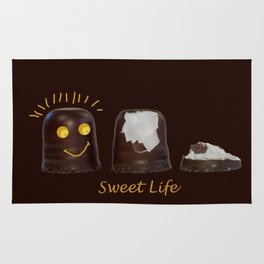 Smiling Sweets Rug