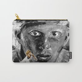 The young BORIS BECKER Carry-All Pouch