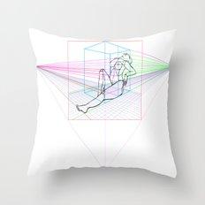 Sandra Throw Pillow