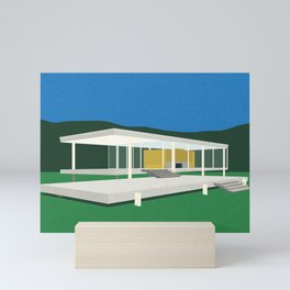 Farnsworth House Mini Art Print