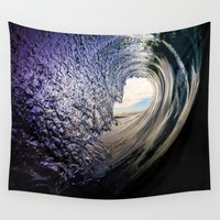 inspiration Wall Tapestries featuring Inspiration by Chris Dixon Photo