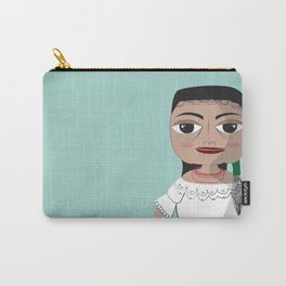 Otavalo women Carry-All Pouch