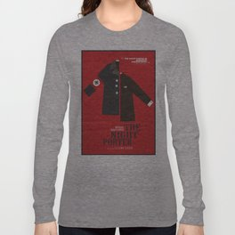 The Night Porter, movie poster, Liliana Cavani, Charlotte Rampling, Dirk Bogarde Long Sleeve T-shirt