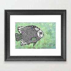 Al Framed Art Print
