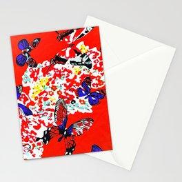 The Flight To Joy Stationery Cards