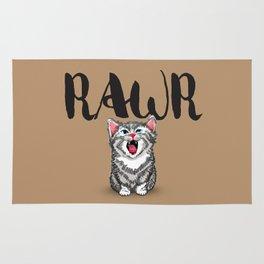 Little Pal, Big Roar Rug
