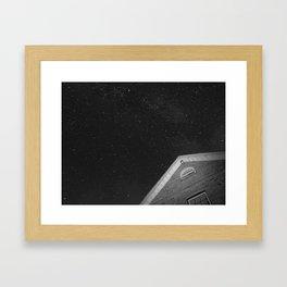 Infinite Ephemeral Framed Art Print