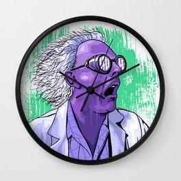 The Doc Wall Clock