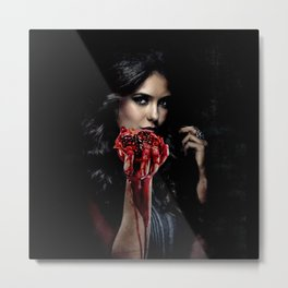 THE RIPPER - ELENA Metal Print