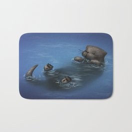 Otterly Relaxed Bath Mat