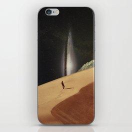 Lost In Your Memories iPhone Skin