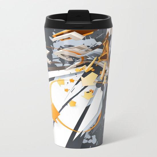 DAIMaround Metal Travel Mug