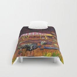 Doom Party Comforters