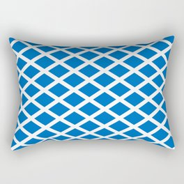 flag of scotland 2– scotland,scot,scottish,Glasgow,Edinburgh,Aberdeen,dundee,uk,cletic,celts,Gaelic Rectangular Pillow