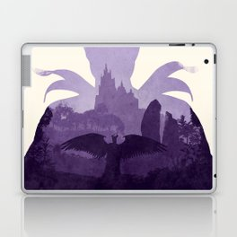Maleficent (II) Laptop & iPad Skin