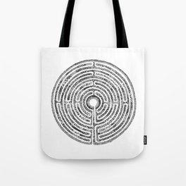 Chartres Garden Tote Bag