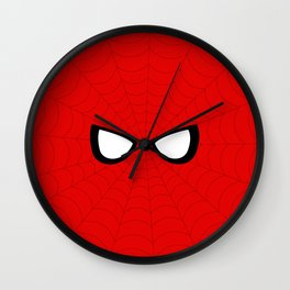 Spider Look Wall Clock