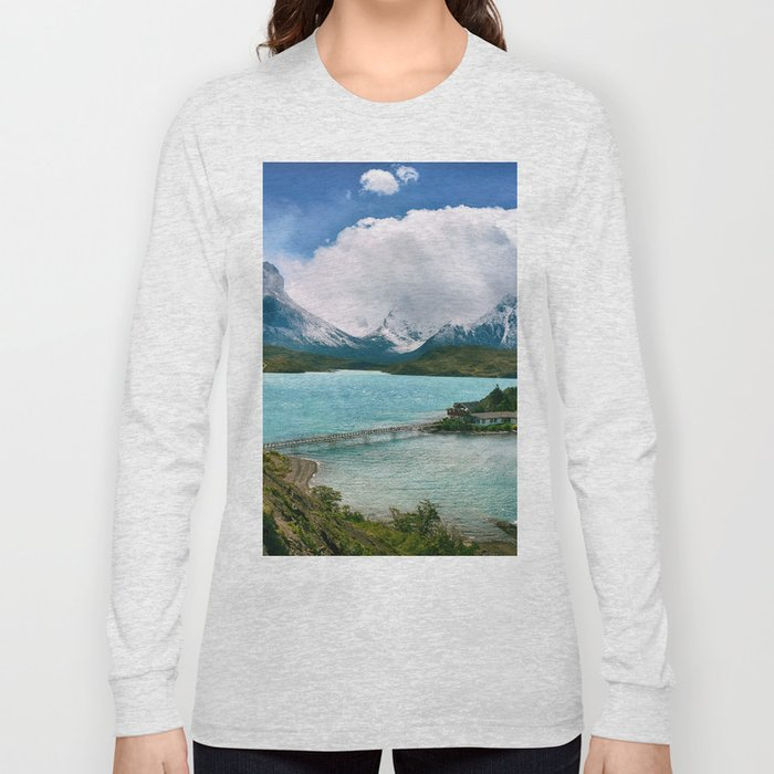 Slice of Heaven Long Sleeve T-shirt