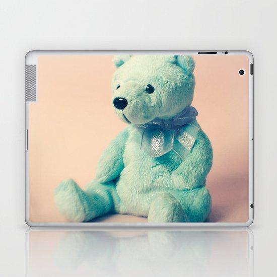 Teddy Bear Laptop & iPad Skin