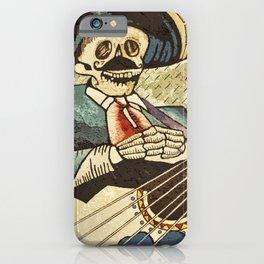 Bandalero iPhone Case
