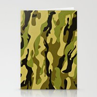 army Stationery Cards featuring ARMY by Sophie