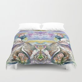RB. Sounds Duvet Cover